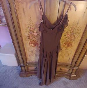 Max Studio dress100%silk